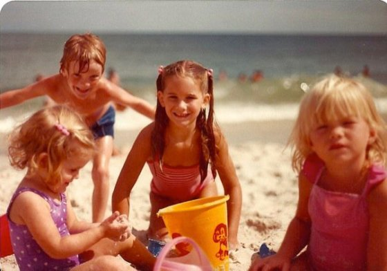 Summers in Long Beach Island...among my best memories